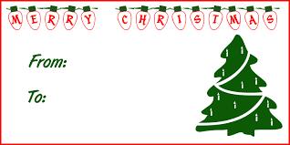 Christmas Gift Label (03)