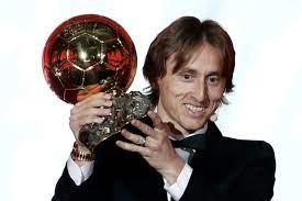 Modric ya soki Messi da Ronaldo kan kauracewa bikin Ballon d'Or