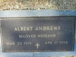 Albert Ivan Andrews (1919-1999) - Find A Grave Memorial