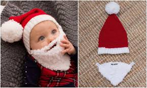 Crochet Santa Hat Pattern Simple Decorating Ideas