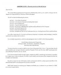 Proposal Template Example Business Service Proposal Template Service