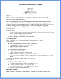 tax accounting resume bb4505f83 the most tax accountant sample junior accountant resume sample