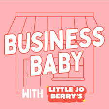 Business Baby with Little Jo