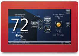 lennox icomfort thermostat. lennox icomfort wifi thermostat so simple. smart. comfortable.® the icomfort wi-fi™ lets you set your home\u0027s temperature and save energy a