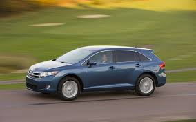 TOYOTA VENZA - Review and photos