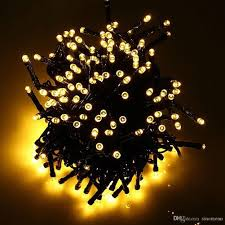 300 led outdoor solar lamps led string lights fairy holiday party garlands solar garden waterproof lights wedding string lights patio light string