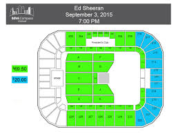 Bbva Compass Stadium Houston Seating Chart Ed Sheeran Bbva Stadium