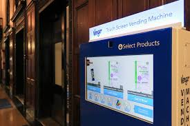Vending Machine Software Free Download Gorgeous New Vending Machines On Campus Will Stock Contraception Pills