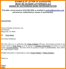 Letter Of Guarantee Sample Engineering Quality Guarantee Letter ...