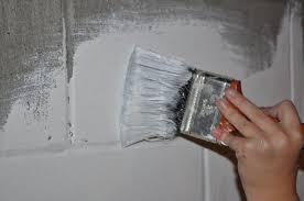 is waterproofing paint a good basement waterproofing material