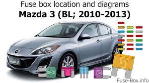 fuse box location and diagrams mazda 3 bl 2010 2013 fuse box location and diagrams mazda 3 bl 2010 2013