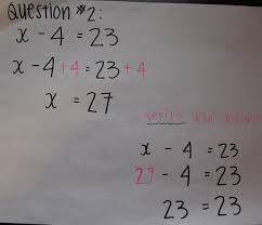 math jocelles algebra post solving additionsubtraction one step equations using algebraic tiles isolate the variable cancel