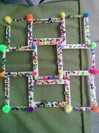 popsicle stick frame diy elegant 655 best craft stick art and craft images on