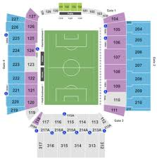 Bmo Field Detailed Seating Chart Bmo Field Tickets With No Fees At Ticket Club