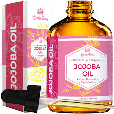 Amazon.com: Jojoba Oil by Leven Rose, Pure Cold Pressed Natural Unrefined  Moisturizer for Skin Hair Body and Nails 4 oz: Health & Personal Care