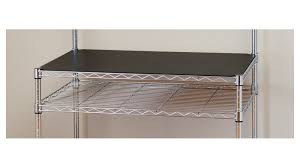 18 x 48 solid wire shelf surface liners 2 pack
