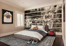 bedroom designs for teenagers boys. Boys Bedroom Decorating Ideas Teen Boy Reveal Makeover Faux Brick Panels Wall Decor For Designs Teenagers E