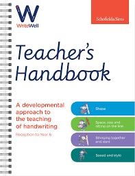 Handwriting Progression Chart Writewell Teacher S Handbook