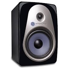 sterling mx8 studio monitors 8 powered studio monitor sterling mx8 monitors