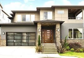 contemporary glass garage doors uk door styles modern bronze satin