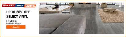 up to 20 off select vinyl plank types of vinyl flooring