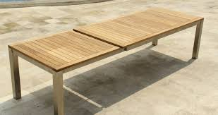 Ovela Extendable Outdoor Dining Table 135cm To 270cm