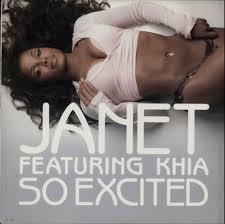 Janet Jackson Feat. Khia: So Excited (Video 2006) - IMDb