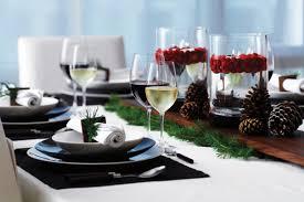 Modern Christmas Table Decorations Rainforest Islands Ferry