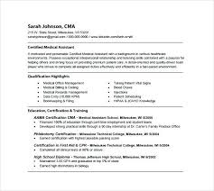 Medical Assistant Skills Resume Best Of Impressive Design Medical
