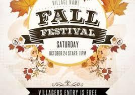 Fall Festival Flyers Template Free Fall Festival Flyer Template Free Template Fall Festival Flyer