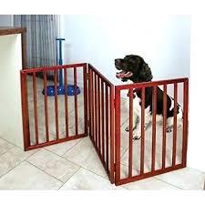 large dog gates indoor large pet gate indoor dog fence folding safety pet gate indoor wooden