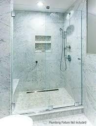 frameless roller shower door roller shower doors a warm interior stained glass door interior stained glass