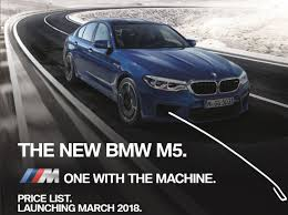2018 bmw price. plain 2018 2018 bmw m5 uk price guide is here starts from 87160 to bmw price