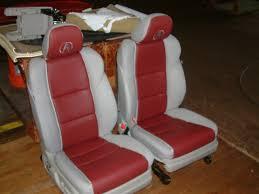 acura tl 2009 2010 custom leather kit 2