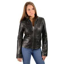 details about milwaukee leather las snap collar scuba jacket with patch pockets sfl2825