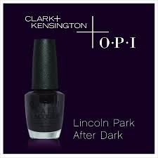 Clark And Kensington Opi Color Chart Dining Room Table I Think So Lincoln Park After Dark By