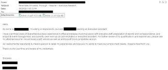 sending resume through email sample email format for sending resume how  send resume through email sample