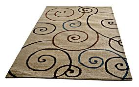 indian large modern retro rugs brown soft wool area rug floor mats carpet decor