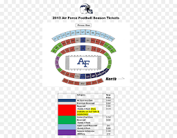 Air Force Academy Football Seating Chart American Football Background