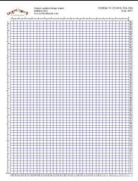 Knitting Graph Paper Generator Knitting Graph Paper
