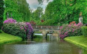 the most beautiful of world garden bridge wallpaper hd wallpapers 1600x1000