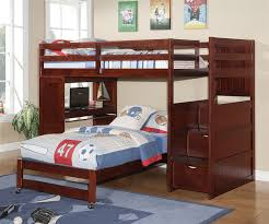 bunk beds with desk and stairs. Wonderful With Alternative Views To Bunk Beds With Desk And Stairs V