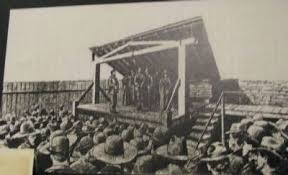 Image result for fort smith gallows