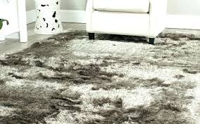 furry rugs fluffy area rug soft for living room amazing modern plush white