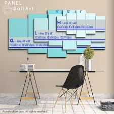 panel wall art canvas prints