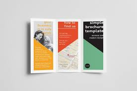 make tri fold brochure how to create a trifold brochure in adobe indesign