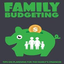 Amazon Com Family Budgeting Family Budget Family