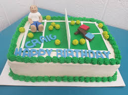 Pickleball This Cake Is So Funny An Sweet Life Bakery
