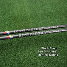Details About Project X Hzrdus Smoke Black Driver Fwy Shaft Uncut Or W Adapter Tip Grip New
