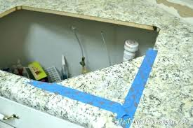 how to cut laminate countertops post countertop for drop in sink with circular saw